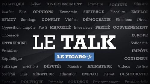 "Interview ""LeTalk"" du Figaro"