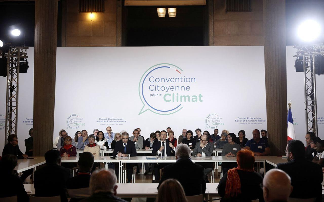 Une loi climat pour accélérer la transition !